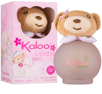 Kaloo Lilirose Eau de Toilette voor Kids 100 ml (Alcoholvrij)