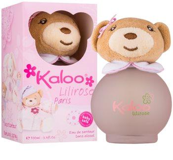 Kaloo Lilirose woda toaletowa dla dzieci 100 ml (bez alkoholu)    bez alkoholu