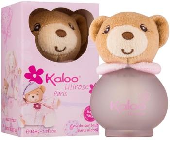 Kaloo Lilirose eau de toilette pentru copii 50 ml (spray fara alcool)(fara alcool)