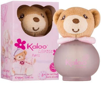 Kaloo Lilirose toaletní voda pro děti 50 ml (bez alkoholu)