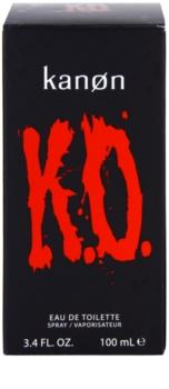 Kanon K.O. eau de toilette pour homme 100 ml
