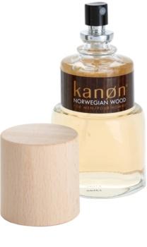 Kanon Norwegian Wood Eau de Toilette für Herren 100 ml