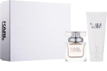 Karl Lagerfeld for Her set cadou I.