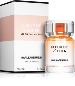 Karl Lagerfeld Fleur De Pêcher Parfumovaná voda pre ženy 50 ml