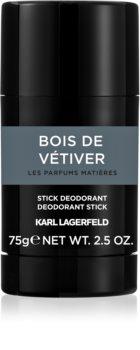 Karl Lagerfeld Bois de Vétiver deostick pre mužov 75 g