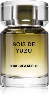 Karl Lagerfeld Bois de Yuzu toaletna voda za moške 50 ml