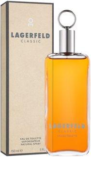 Karl Lagerfeld Lagerfeld Classic Eau de Toilette voor Mannen 150 ml