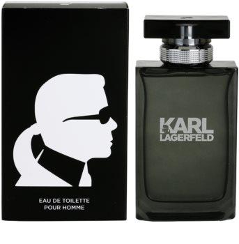 Karl Lagerfeld Karl Lagerfeld for Him eau de toilette férfiaknak 100 ml