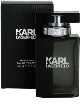 Karl Lagerfeld Karl Lagerfeld for Him toaletna voda za moške 50 ml