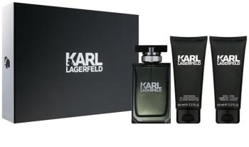 Karl Lagerfeld Karl Lagerfeld for Him zestaw upominkowy I.