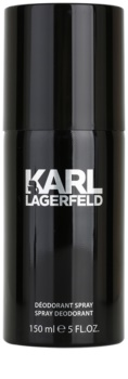 Karl Lagerfeld Karl Lagerfeld for Him déo-spray pour homme 150 ml