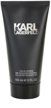 Karl Lagerfeld Karl Lagerfeld for Him tusfürdő férfiaknak 150 ml