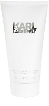Karl Lagerfeld Karl Lagerfeld for Her lapte de corp pentru femei 150 ml