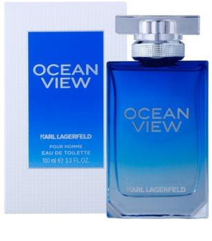 Karl Lagerfeld Ocean View toaletní voda pro muže 100 ml