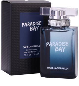 Karl Lagerfeld Paradise Bay woda toaletowa dla mężczyzn 50 ml