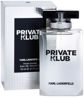 Karl Lagerfeld Private Klub Eau de Toilette für Herren 100 ml
