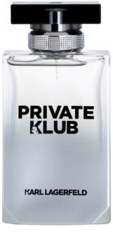 Karl Lagerfeld Private Klub toaletná voda pre mužov 100 ml