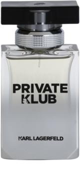 Karl Lagerfeld Private Klub eau de toilette para hombre 50 ml