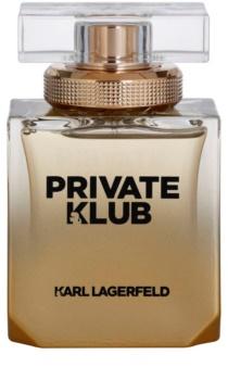 Karl Lagerfeld Private Klub parfumska voda za ženske 85 ml