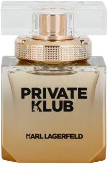 Karl Lagerfeld Private Klub parfumska voda za ženske 45 ml