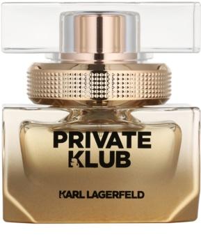 Karl Lagerfeld Private Klub parfumska voda za ženske 25 ml