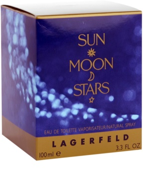 Karl Lagerfeld Sun Moon Stars toaletní voda pro ženy 100 ml