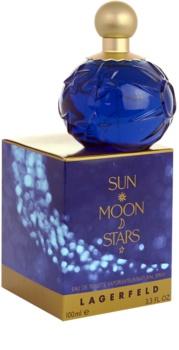Karl Lagerfeld Sun Moon Stars eau de toilette pentru femei 100 ml