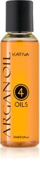 Kativa Argan Oil intenzív olajos ápolás a fénylő és selymes hajért