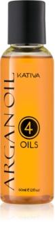 Kativa KATIVA Argan Oil intenzívna olejová starostlivosť na lesk a hebkosť vlasov