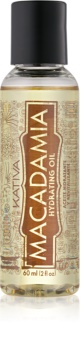 Kativa Macadamia hydratačný olej na lesk a hebkosť vlasov