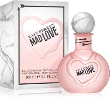 Katy Perry Katy Perry's Mad Love woda perfumowana dla kobiet 100 ml