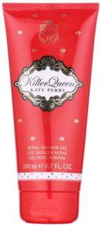 Katy Perry Killer Queen gel douche pour femme 200 ml