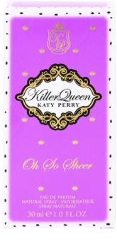 Katy Perry Killer Queen Oh So Sheer eau de parfum pour femme 30 ml