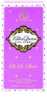 Katy Perry Killer Queen Oh So Sheer woda perfumowana dla kobiet 30 ml