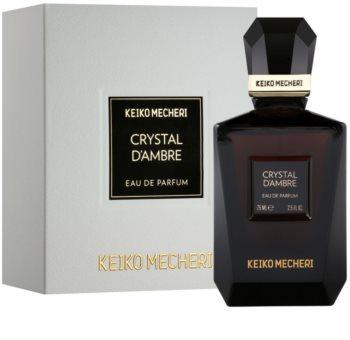 Keiko Mecheri Crystal d´Ambre Eau de Parfum for Women 75 ml