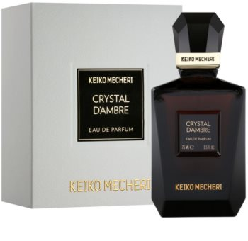 Keiko Mecheri Crystal d´Ambre parfumska voda za ženske 75 ml
