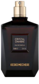 Keiko Mecheri Crystal d´Ambre woda perfumowana tester dla kobiet 75 ml