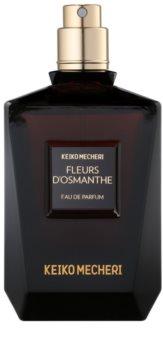 Keiko Mecheri Fleurs D' Osmanthe Parfumovaná voda tester pre ženy 75 ml