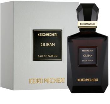 Keiko Mecheri Oliban eau de parfum mixte 75 ml