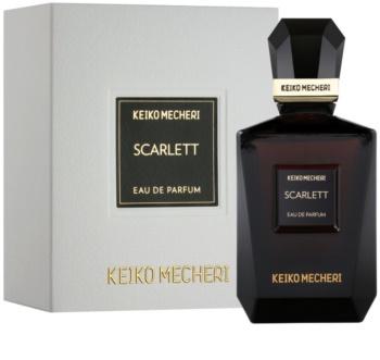 Keiko Mecheri Scarlett eau de parfum per donna 75 ml