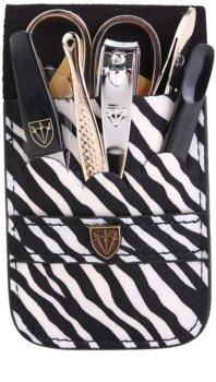 Kellermann Manicure set pro perfektní manikúru zebra
