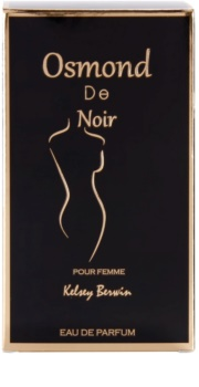 Kelsey Berwin Osmond de Noir Eau de Parfum for Women 100 ml