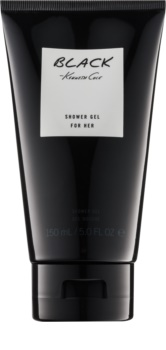 Kenneth Cole Black for Her gel douche pour femme 150 ml