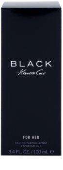 Kenneth Cole Black for Her parfémovaná voda pro ženy 100 ml