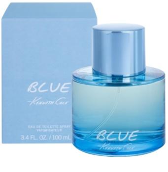 Kenneth Cole Blue woda toaletowa dla mężczyzn 100 ml
