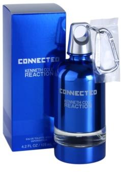 Kenneth Cole Connected Reaction toaletná voda pre mužov 125 ml