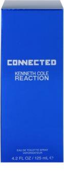Kenneth Cole Connected Reaction toaletna voda za muškarce 125 ml