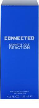 Kenneth Cole Connected Reaction woda toaletowa dla mężczyzn 125 ml