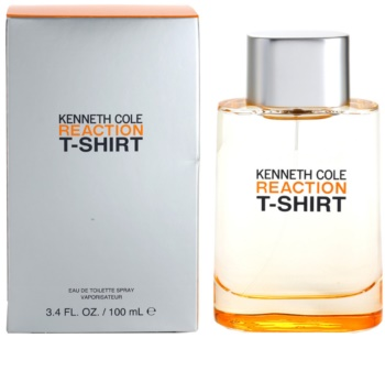 Kenneth Cole Reaction T-shirt eau de toilette para hombre 100 ml