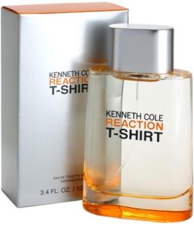 Kenneth Cole Reaction T-shirt Eau de Toilette for Men 100 ml